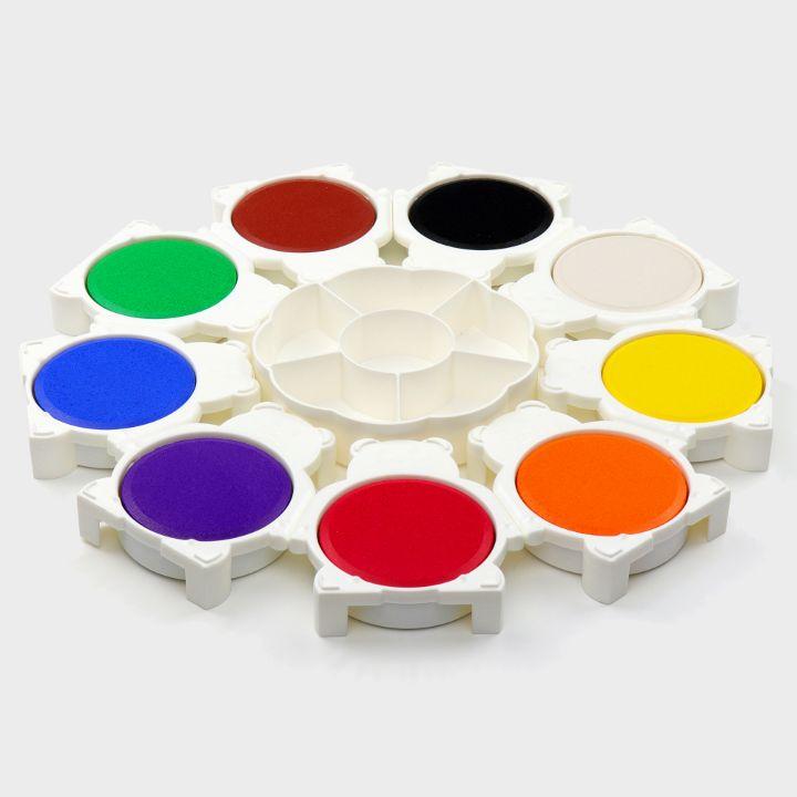 Color Bears set Ø 55 mm