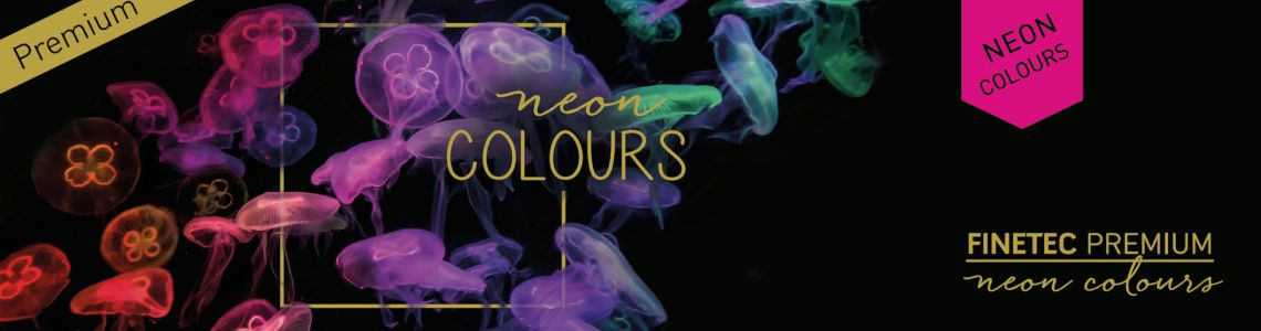 FINETEC Premium NEON Colours