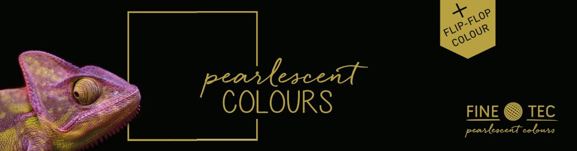 FINETEC Pearlescent Colours