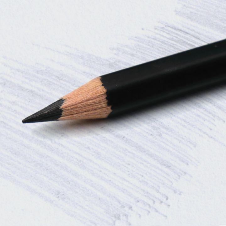 12 Graphite Pencils 4H