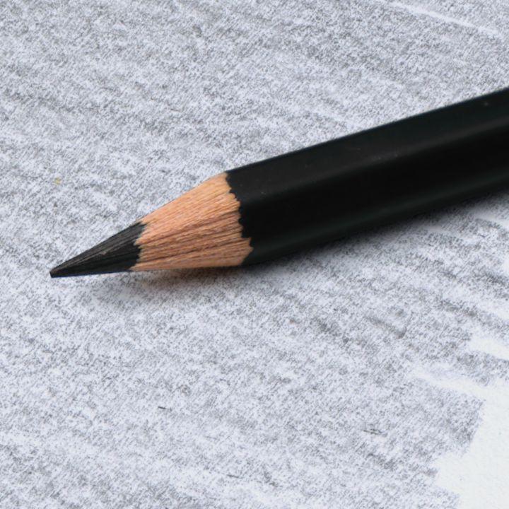 12 Graphite Pencils 2B