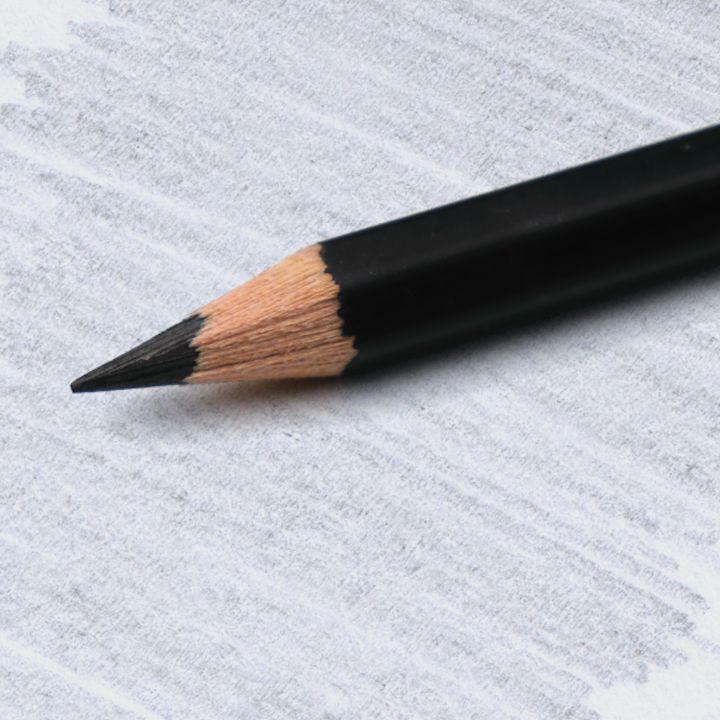 12 Graphite Pencils H