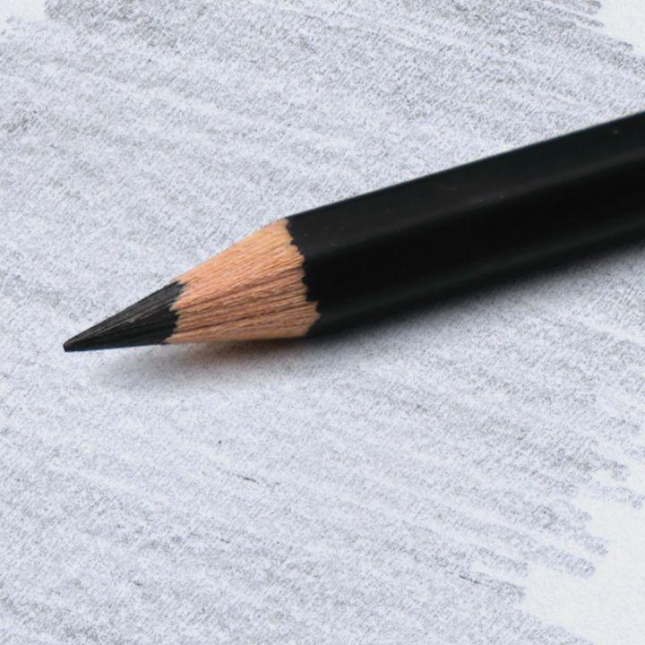 12 Graphite Pencils F