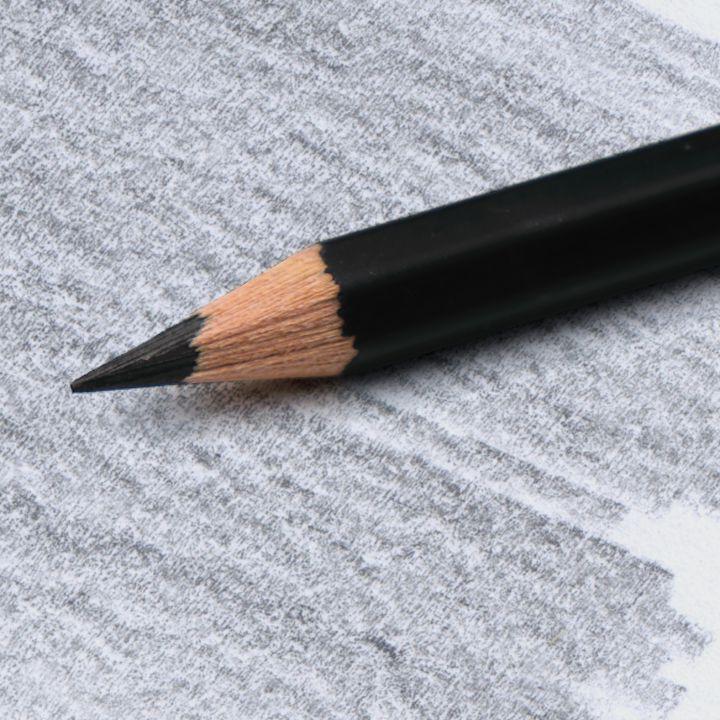 12 Graphite Pencils 3B