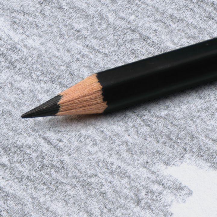 12 Graphite Pencils 4B
