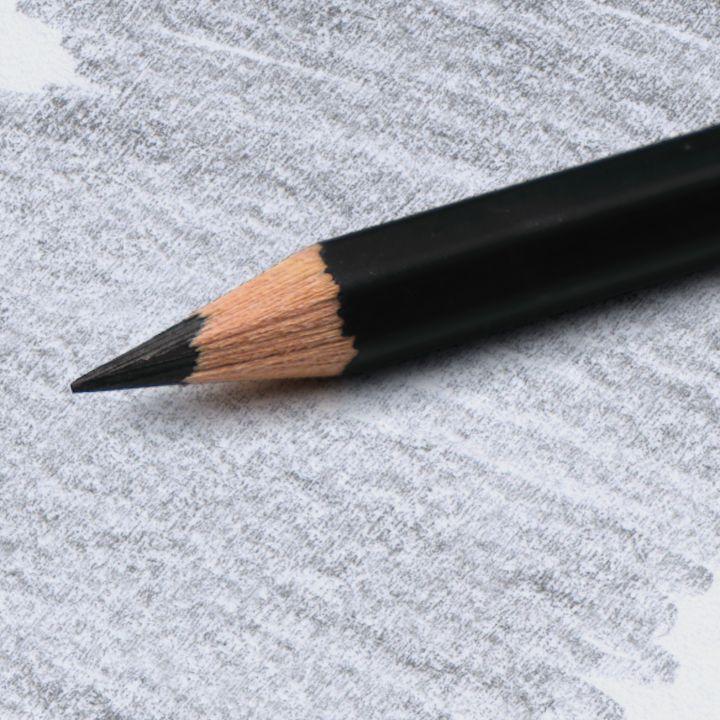 12 Graphite Pencils B