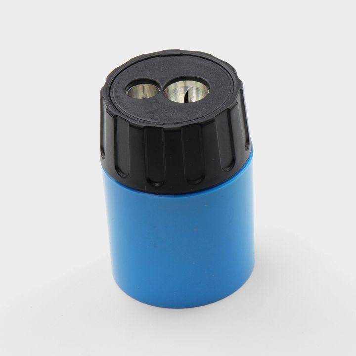 Pencil sharpener blue